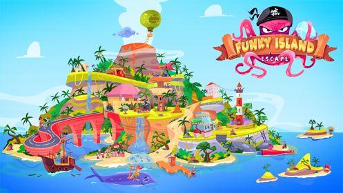 Escape Funky Island游戏攻略:新手关卡攻略大全[多图]图片1
