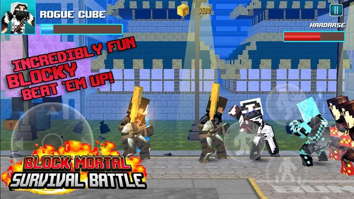 阻止凡人生存战游戏最新安卓版图4: