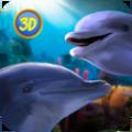 海豚家族模拟器游戏手机中文版 v1.0