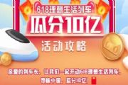 2020淘宝618列车活动获得特斯拉是真的吗?满级解锁赢特斯拉汽车[多图]