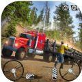 美国卡车驾驶学校越野运输游戏