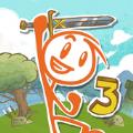 火柴人涂鸦3游戏中文完整版 v1.0