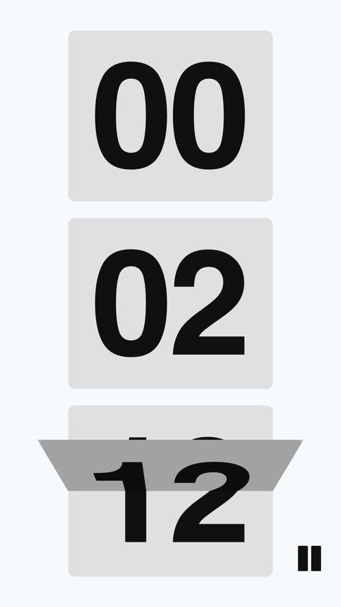 极简时钟番茄钟APP软件图4:
