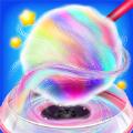彩虹棉花糖制作游戏