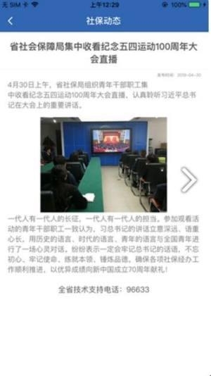 河南高龄补贴认证APP苹果版图4