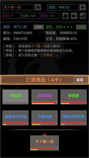 天剑风云挂机版安卓版图2