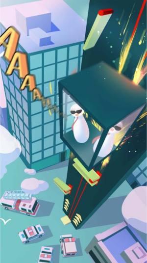 电梯惊魂自由落体游戏图2