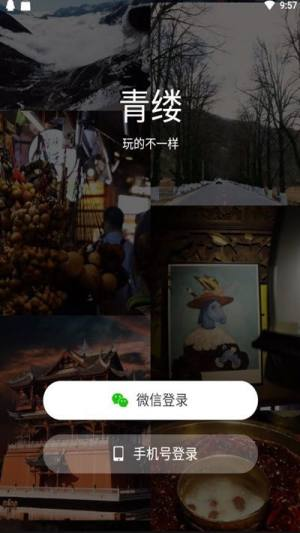 青缕旅游APP最新版官方版图片1