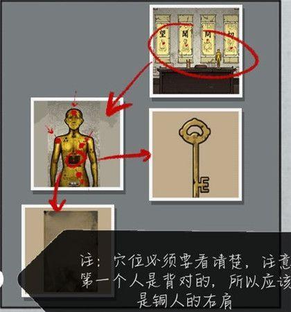 山村老屋2废弃医院第三章攻略:第三章图文通关流程[多图]图片2