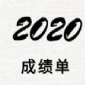 2020年上半年成绩单在线测试