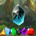 黑暗宝石消除游戏