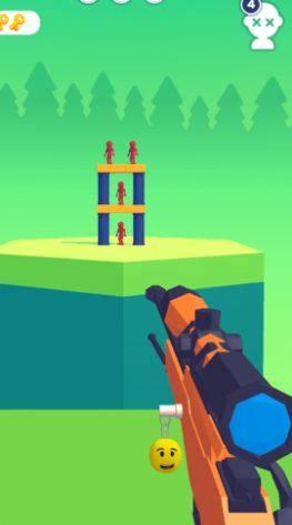 皇牌狙击手破解版图2