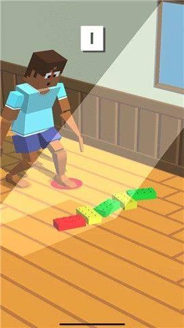 史蒂夫漫步游戏图2