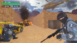 反恐行动顶级射手游戏图3