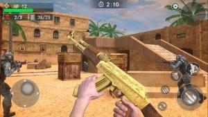 反恐行动顶级射手游戏手机版图片1
