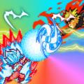 动漫大战龙珠vs火影手机版