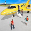 喷气式飞机飞行模拟游戏