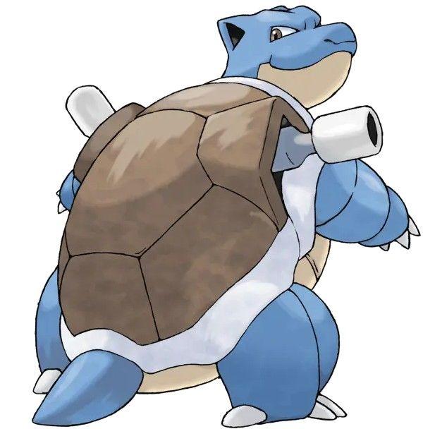宝可梦大集结水箭龟技能怎么搭配?水箭龟技能配招攻略[多图]图片1