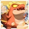 恐龙碎大石游戏