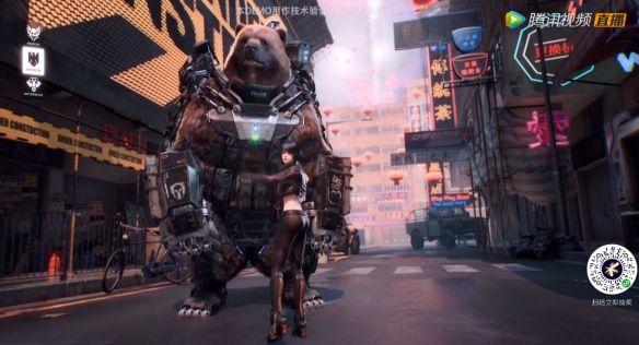 腾讯首款主机游戏《代号:SYN》公布!赛博朋克FPS游戏DEMO演示[视频][多图]图片6