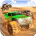 真實沙漠汽車游戲