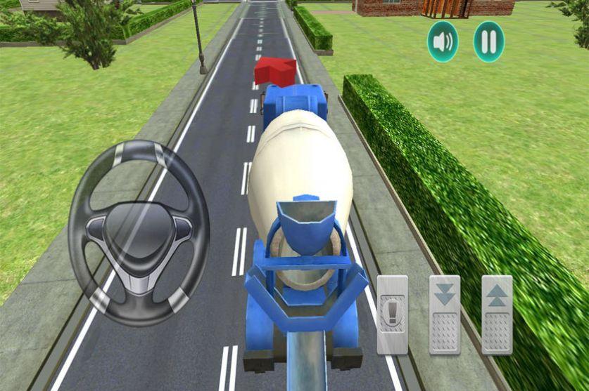3D挖掘机建造模拟游戏官方版图3: