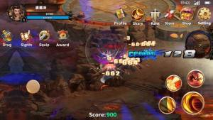 烈火屠龙热血战歌手游官方最新版图片1
