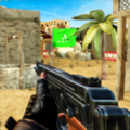捕获军队基础旗3D游戏