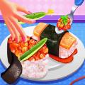 回旋寿司合成经营店游戏