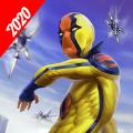 超级英雄复仇黑帮3D游戏
