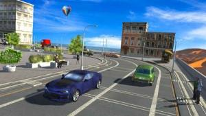 肌肉车驾驶模拟2破解版图1