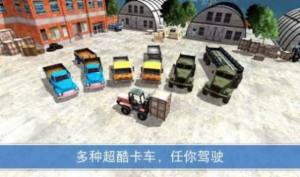 山地卡车越野模拟驾驶手机版图1