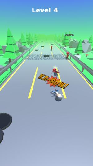 快乐的滑板3D游戏图1