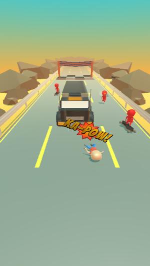 快乐的滑板3D游戏图5