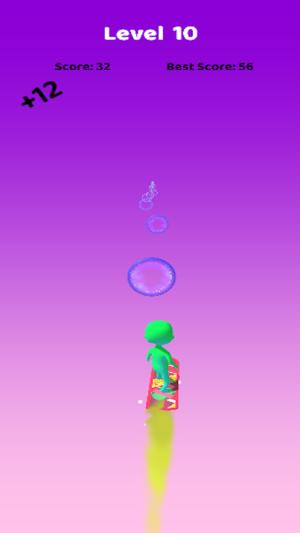 快乐的滑板3D游戏图2