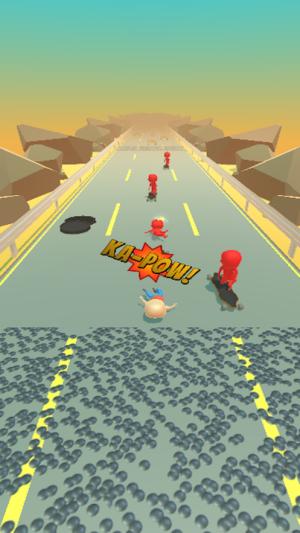 快乐的滑板3D游戏图4
