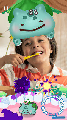 宝可梦刷牙乐游戏图1