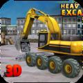 3D挖掘机游戏儿童游戏单机版下载 v1.2.3