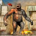 大猩猩横冲直撞游戏