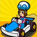 卡丁车英雄寻找英雄超级赛道游戏