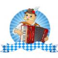 欢乐手风琴贴纸APP
