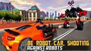 机器人汽车改造战争游戏图4