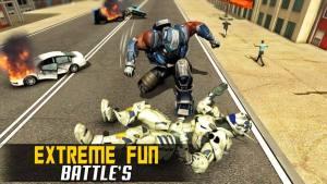 机器人汽车改造战争游戏中文版图片1