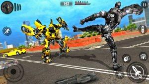机器人汽车改造战争游戏图1