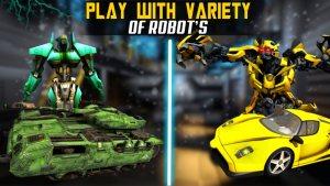 机器人汽车改造战争游戏图3