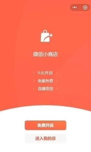 微信小商店小程序APP官方版最新版图片1