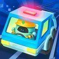 电力修复机器人游戏