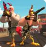 猎枪公鸡农民游戏