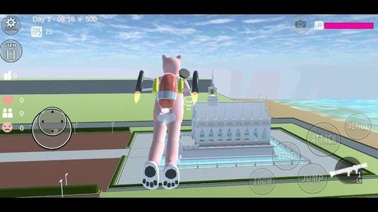 樱花校园模拟器别墅教程:海景别墅建造方法一览[多图]图片1