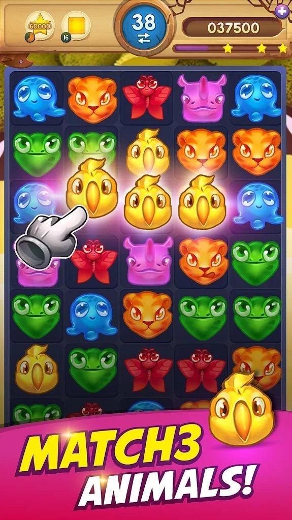 动物消除红包游戏最新版图1: